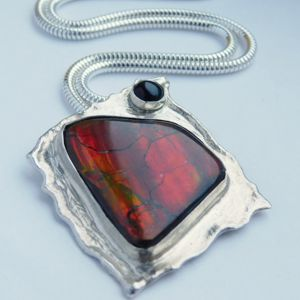 Ammolite Necklace